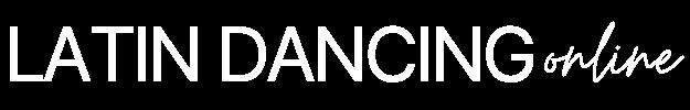 Latin Dancing Online Logo (White)