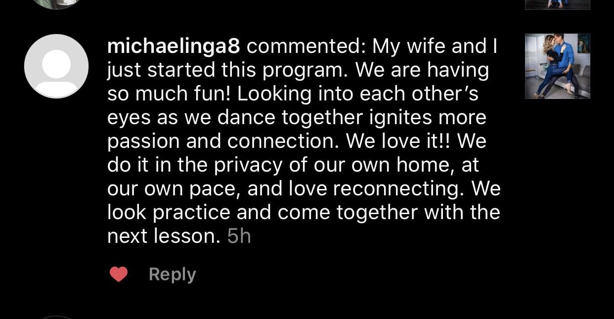 Michael Inga - Testimonial